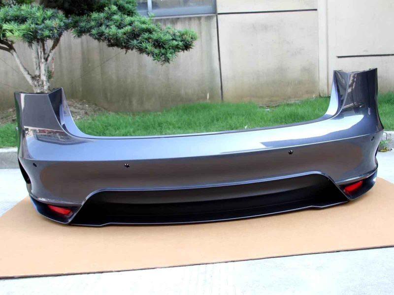 Model 3_Bolt-on Body Kit - Assassin Style